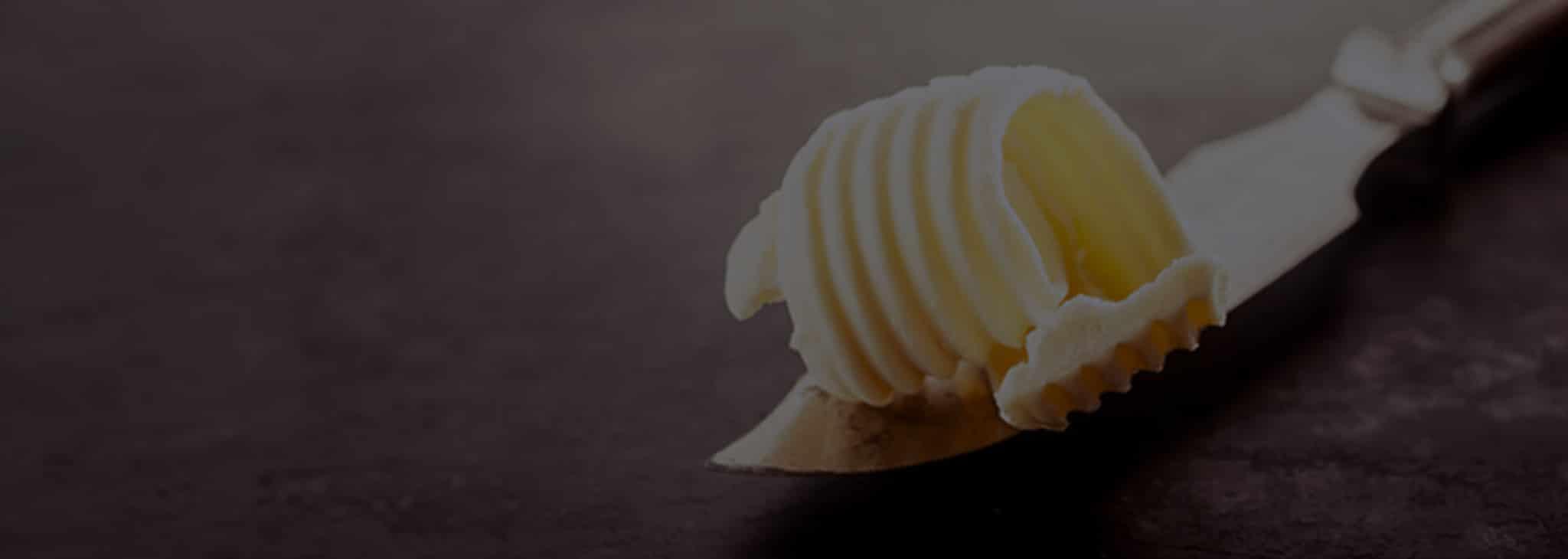 Usine de beurre et de margarine en Afrique