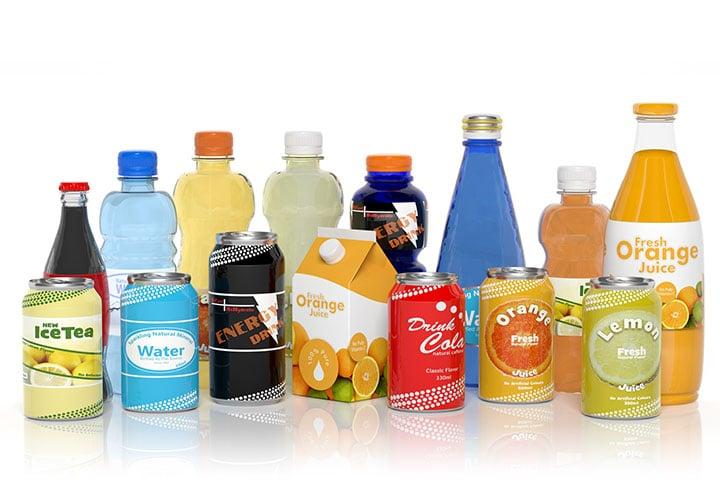 Usine de jus de fruits et de boissons aromatisées en Afrique