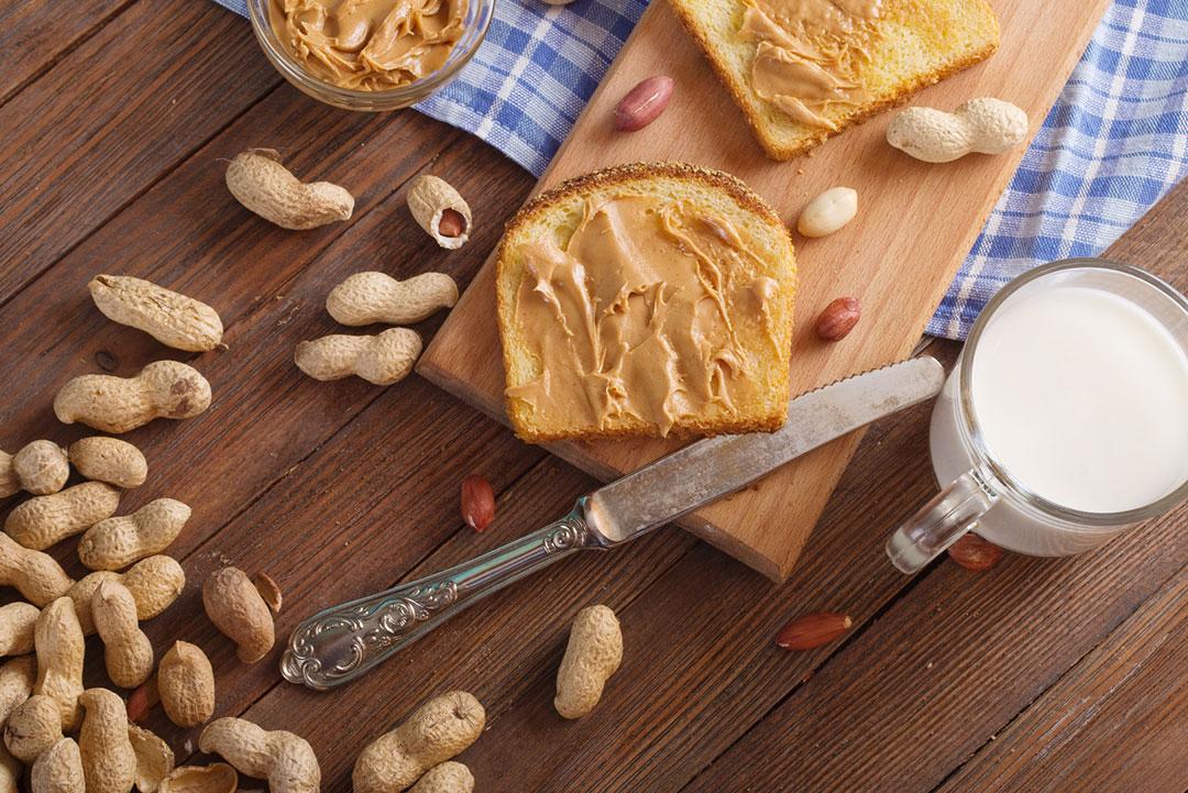 Usine de pâte à tartiner en Afrique