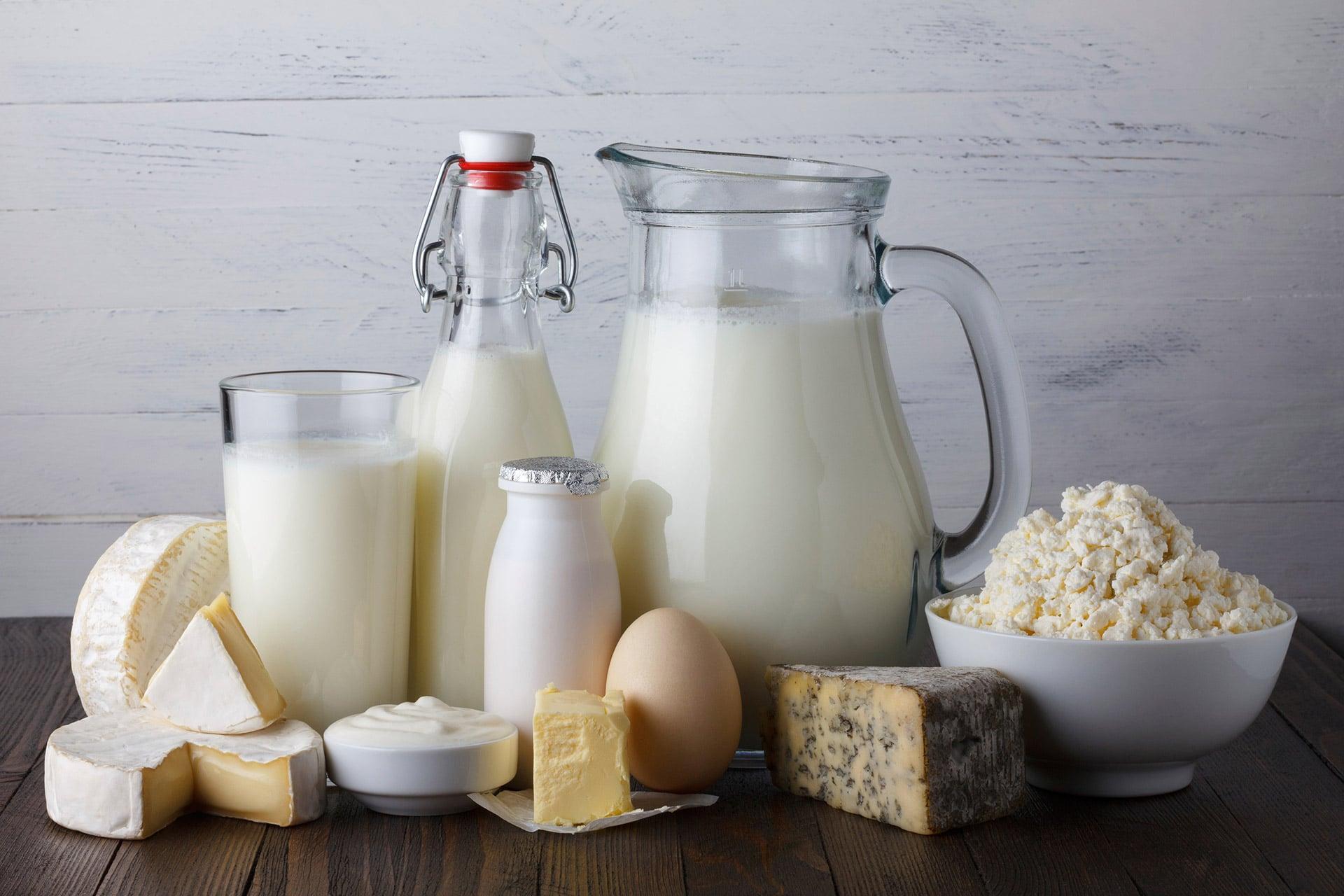 produits laitiers afrique