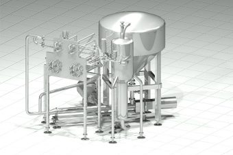 technologie de stérilisation du fromage fondu