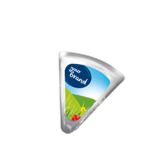 Dairy factory in Africa: processed cheese