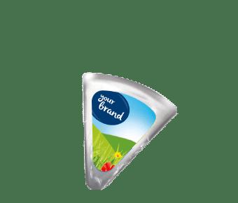 Usine de produits laitiers en Afrique : fromage fondu