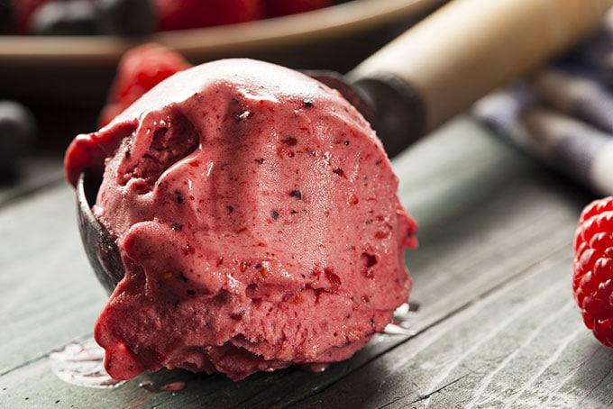 étude sur la crème glacée rôle des constituants